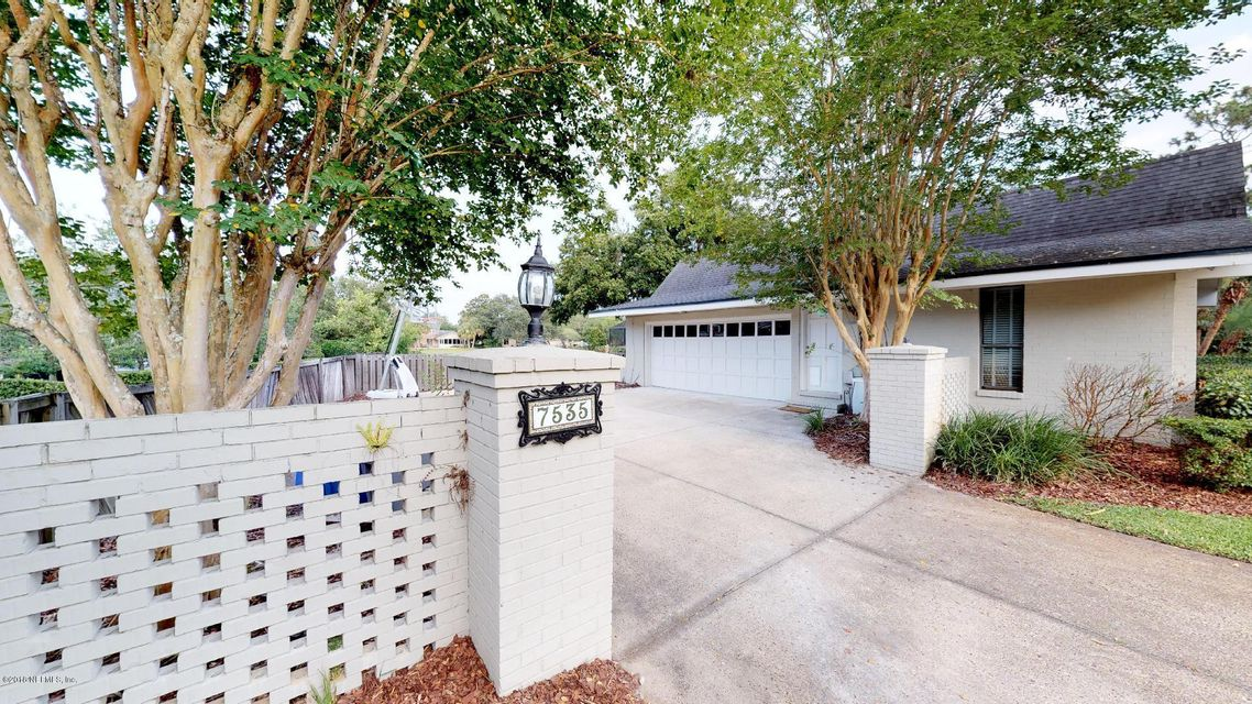 7535 HOLLYRIDGE CIR JACKSONVILLE - 8