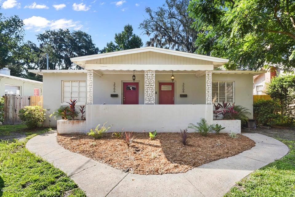 3566 BOONE PARK,JACKSONVILLE,FLORIDA 32205,4 Bedrooms Bedrooms,2 BathroomsBathrooms,Commercial,BOONE PARK,947090