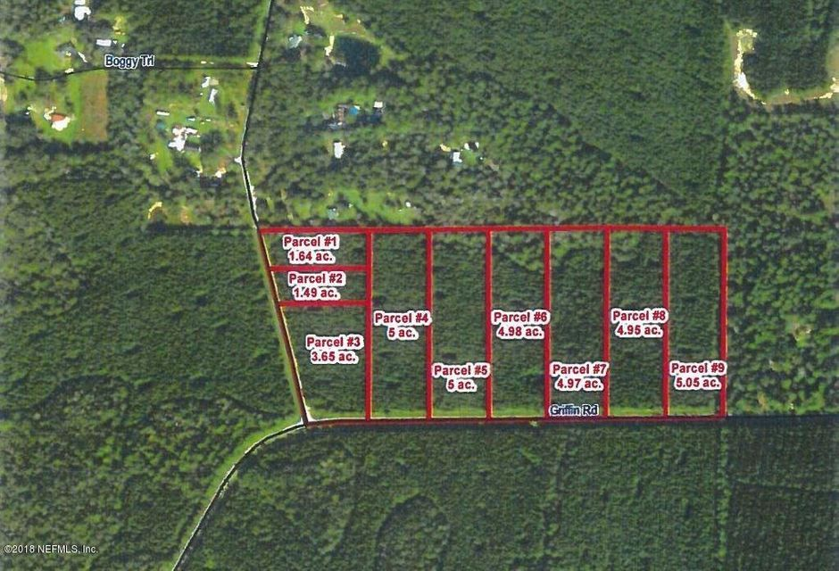 LOT 1 MIDDLE,CALLAHAN,FLORIDA 32011,Vacant land,MIDDLE,947629