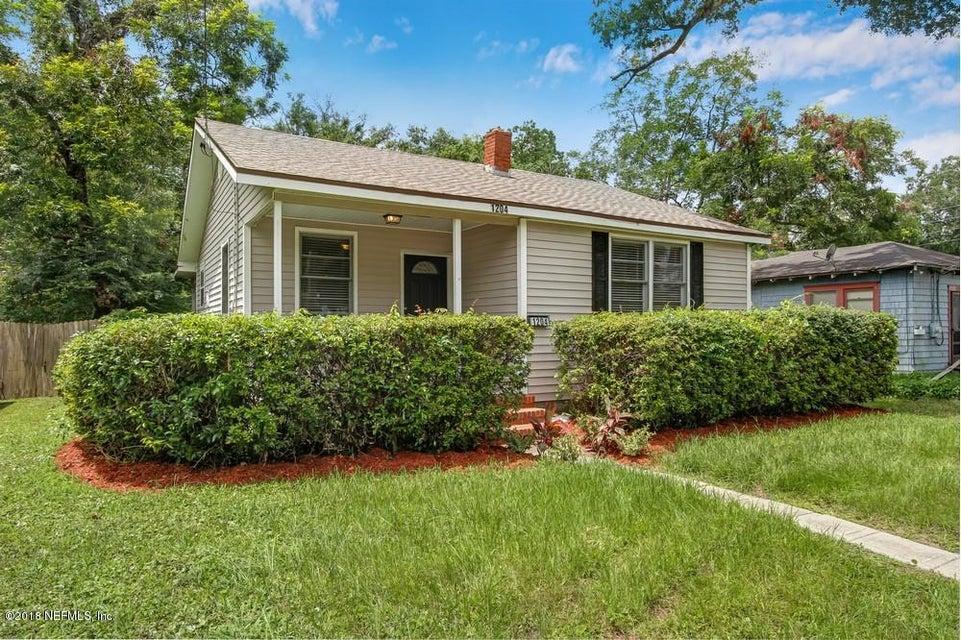 1204 DANCY, JACKSONVILLE, FLORIDA 32205, 2 Bedrooms Bedrooms, ,1 BathroomBathrooms,Residential - single family,For sale,DANCY,947594