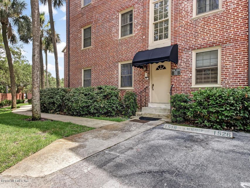 1526 PALM, JACKSONVILLE, FLORIDA 32207, 1 Bedroom Bedrooms, ,2 BathroomsBathrooms,Residential - condos/townhomes,For sale,PALM,947674