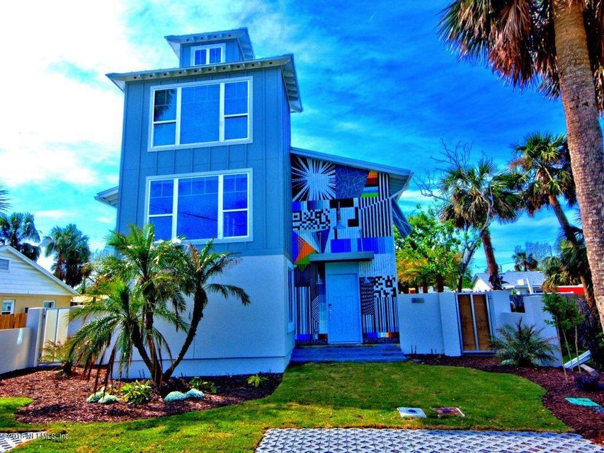 520 4TH, JACKSONVILLE BEACH, FLORIDA 32250, 5 Bedrooms Bedrooms, ,5 BathroomsBathrooms,Residential - single family,For sale,4TH,949511