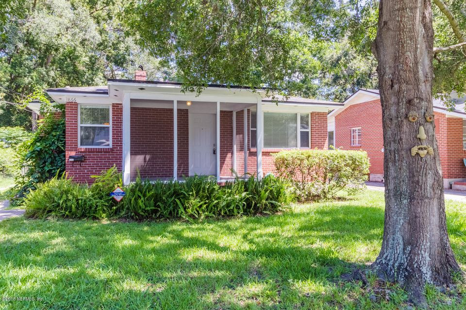 3866 WALSH, JACKSONVILLE, FLORIDA 32205, 3 Bedrooms Bedrooms, ,2 BathroomsBathrooms,Residential - single family,For sale,WALSH,950371