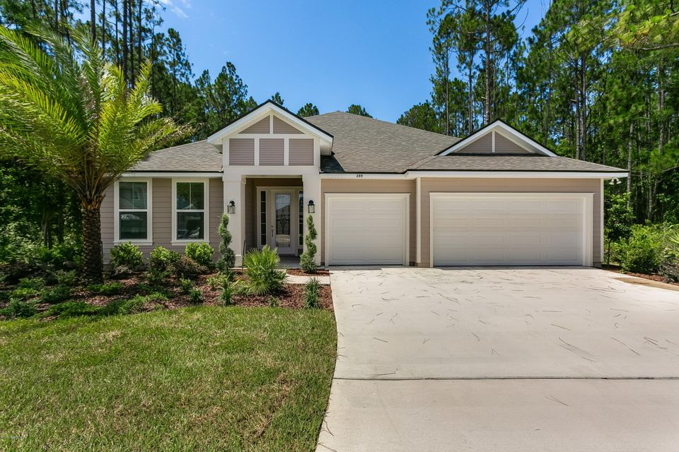 289 WEATHERED EDGE, ST AUGUSTINE, FLORIDA 32092, 4 Bedrooms Bedrooms, ,3 BathroomsBathrooms,Residential - single family,For sale,WEATHERED EDGE,950380