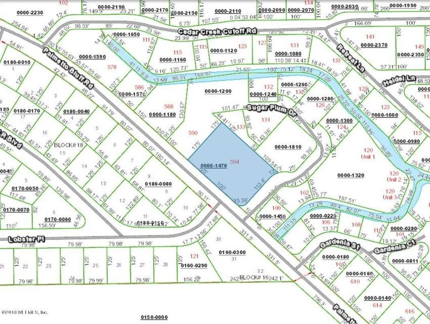 594 PALMETTO BLUFF, PALATKA, FLORIDA 32177, ,Vacant land,For sale,PALMETTO BLUFF,951643