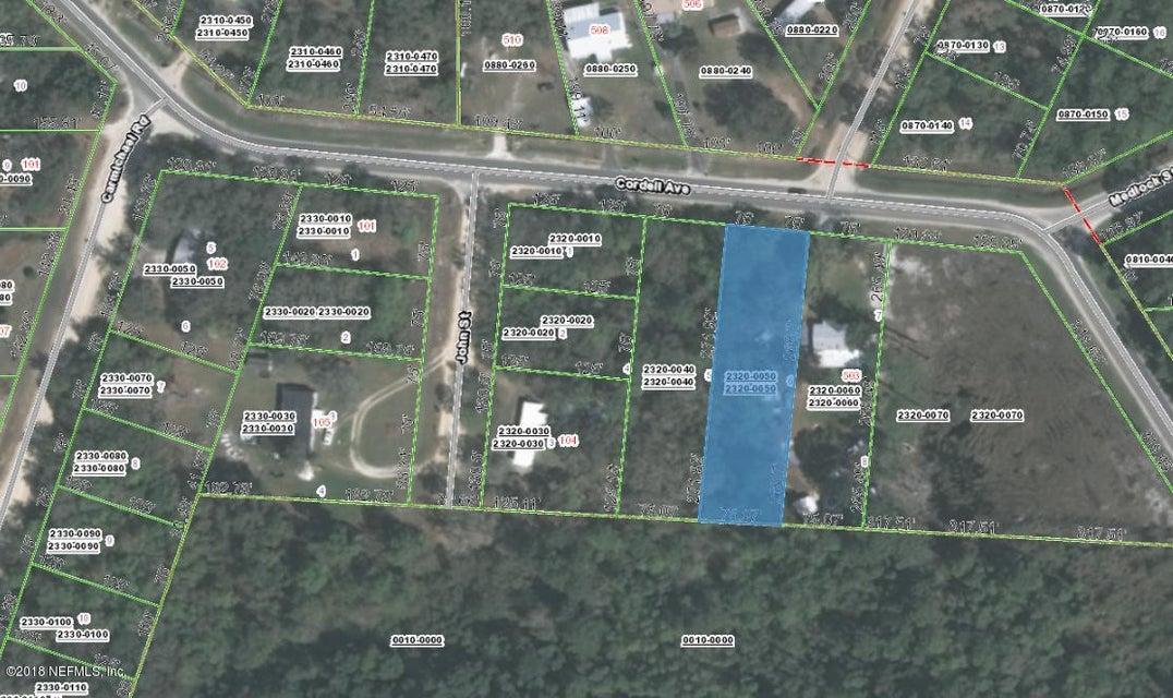 000 CORDELL, INTERLACHEN, FLORIDA 32148, ,Vacant land,For sale,CORDELL,951657