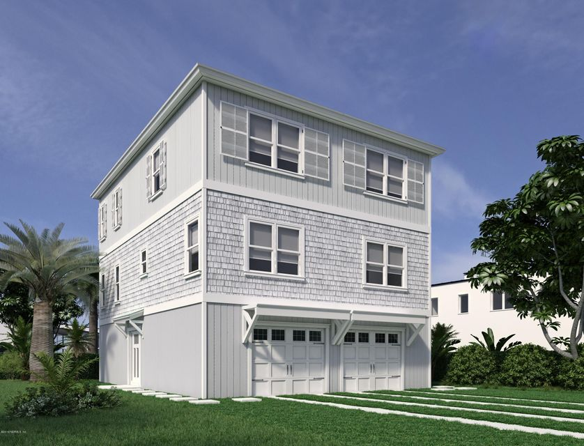2149 2ND, JACKSONVILLE BEACH, FLORIDA 32250, 3 Bedrooms Bedrooms, ,2 BathroomsBathrooms,Residential - townhome,For sale,2ND,953212