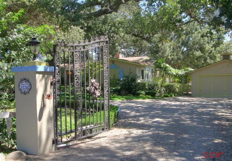 Property photo for 1530 N Refugio Road Santa Ynez, CA 93460 - 201453