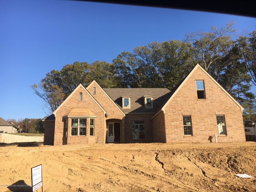 Available Homes Montrose New Homes Olive Branch Ms