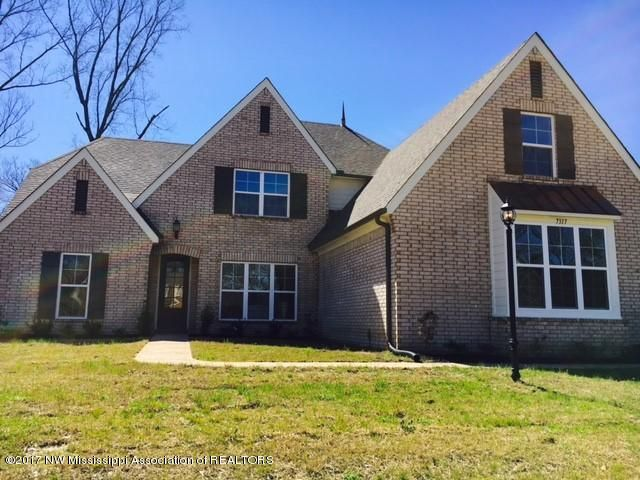 7317 Old South Drive, Olive Branch, MS 38654