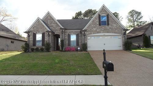 4265 Ridgemont, Olive Branch, MS 38654