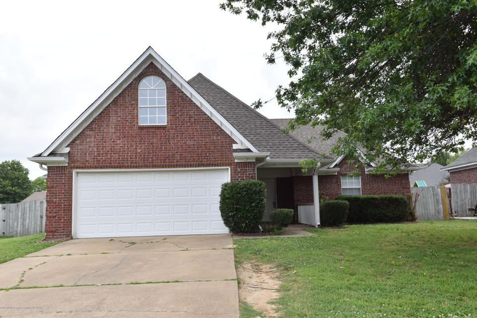 10128 Fox Chase, Olive Branch, MS 38654