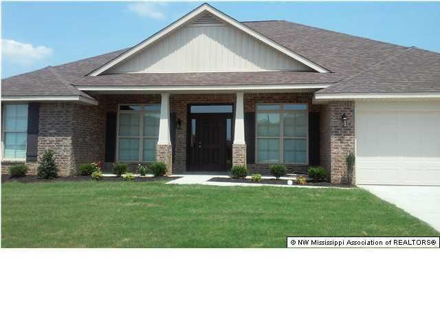 8819 Courtly Circle South, Olive Branch, MS 38654