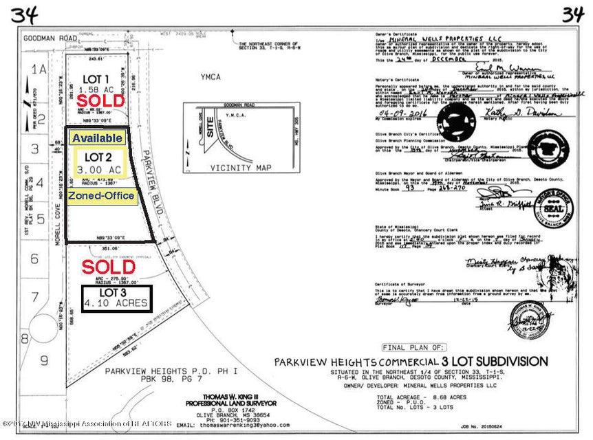 8553 Goodman Road, Olive Branch, MS 38654
