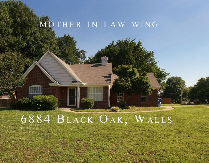 6884 Black Oak Drive, Walls, MS 38680