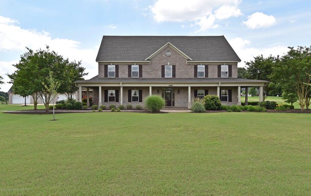 2597 Oak Manor Drive, Hernando, MS 38632