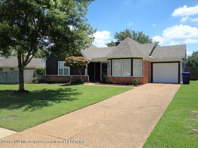 2845 Waverly Drive, Horn Lake, MS 38637