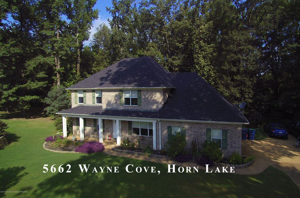 5662 Wayne Cove, Horn Lake, MS 38637