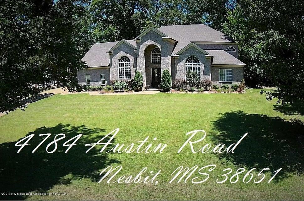 4784 Austin Road, Nesbit, MS 38651