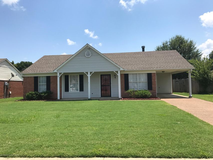 2773 Waverly Drive, Horn Lake, MS 38637