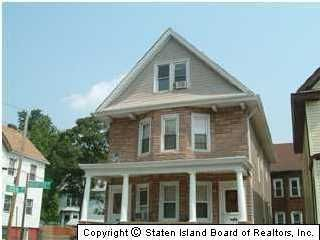 Single Family Home for Sale at 57 Clinton Street Staten Island, New York 10304 United States