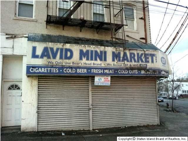 Commercial for Rent at 251 Broad Street Staten Island, New York 10304 United States