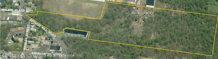 Land for Sale at 4350 Arthur Kill Road Staten Island, New York 10309 United States