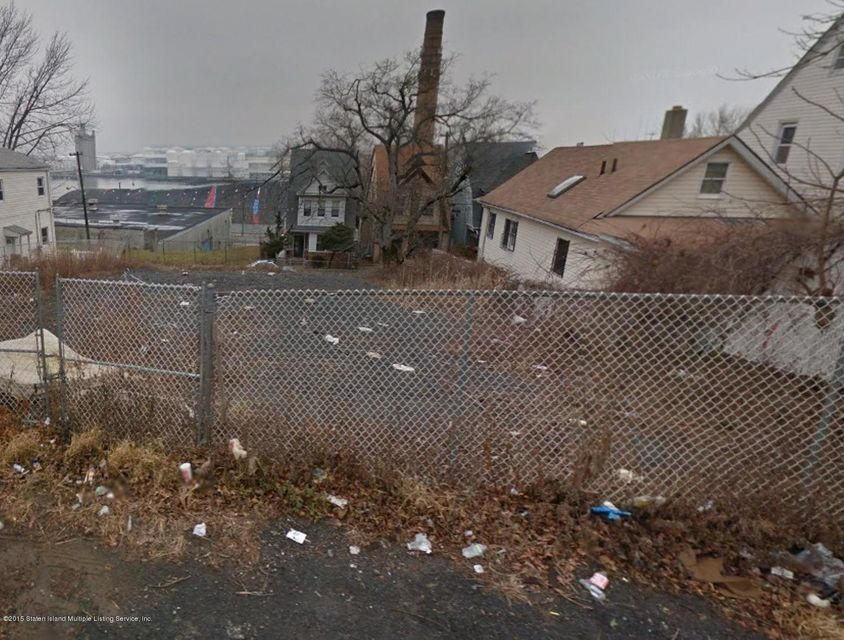 Land for Sale at 60 Fillmore Street Staten Island, New York 10301 United States
