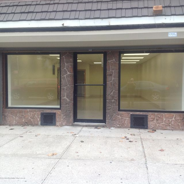 Commercial for Rent at 1372 Richmond Road Staten Island, New York 10304 United States