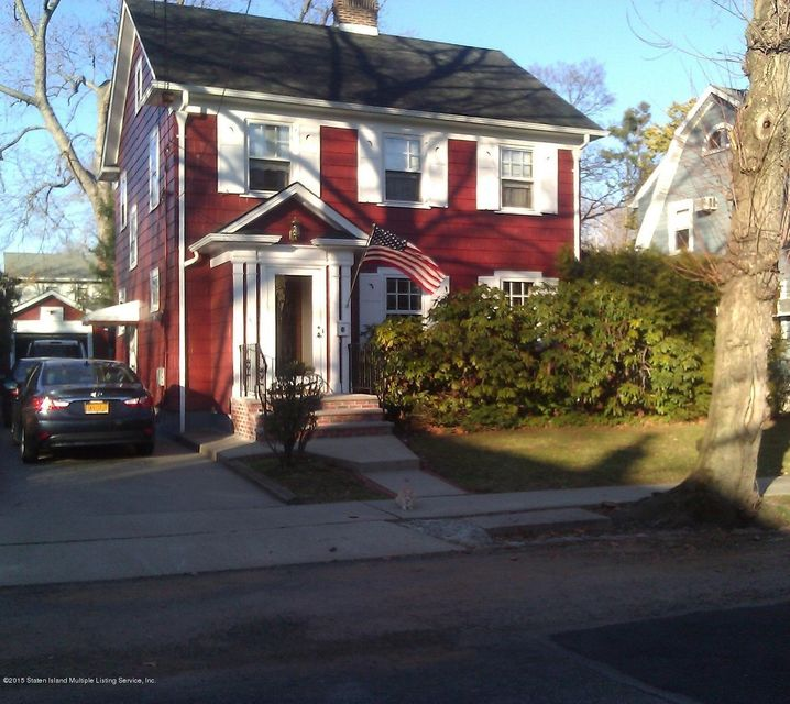 Single Family Home for Sale at 107 Bache Avenue Staten Island, New York 10306 United States