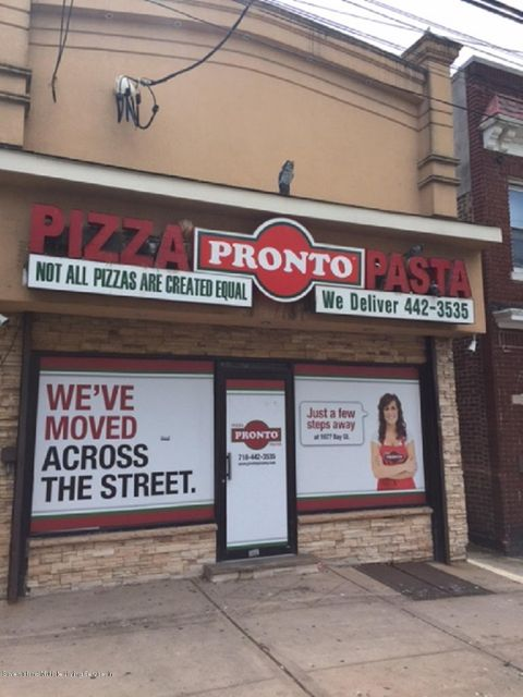 Commercial for Rent at 1088 Bay Street Staten Island, New York 10305 United States