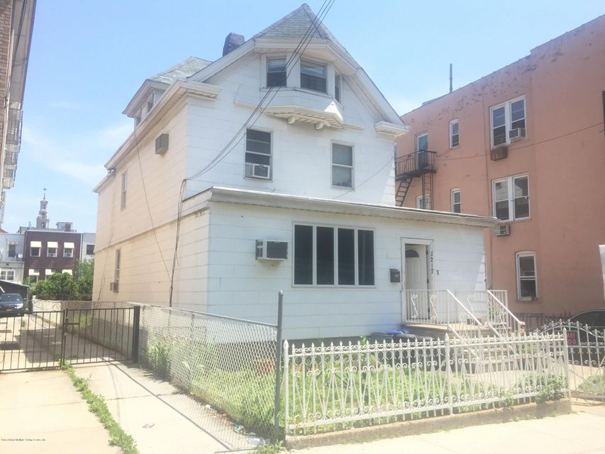 Single Family Home for Sale at 1217 Ovington Avenue Brooklyn, New York 11219 United States