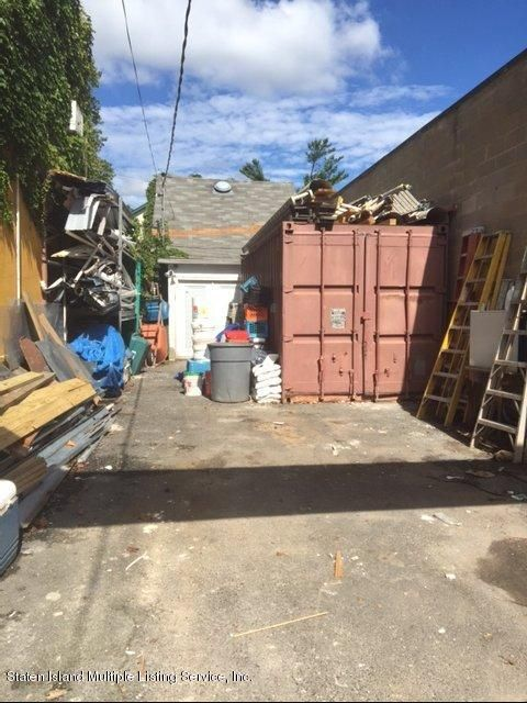 Commercial for Sale at 1145 Railroad Avenue Staten Island, New York 10306 United States