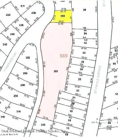 Land for Sale at 49 Tompkins Circle Staten Island, New York 10301 United States