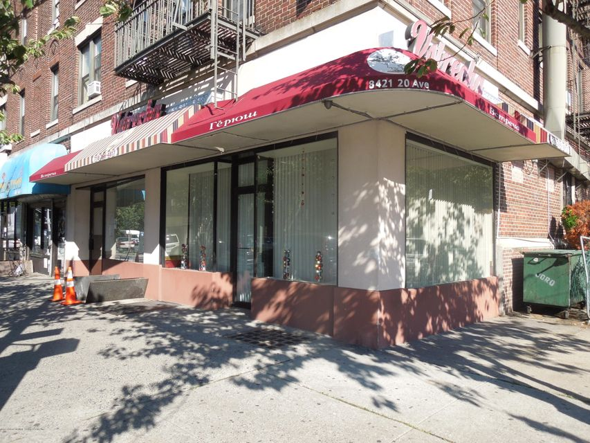 Commercial for Sale at 8421 20th Avenue Brooklyn, New York 11214 United States