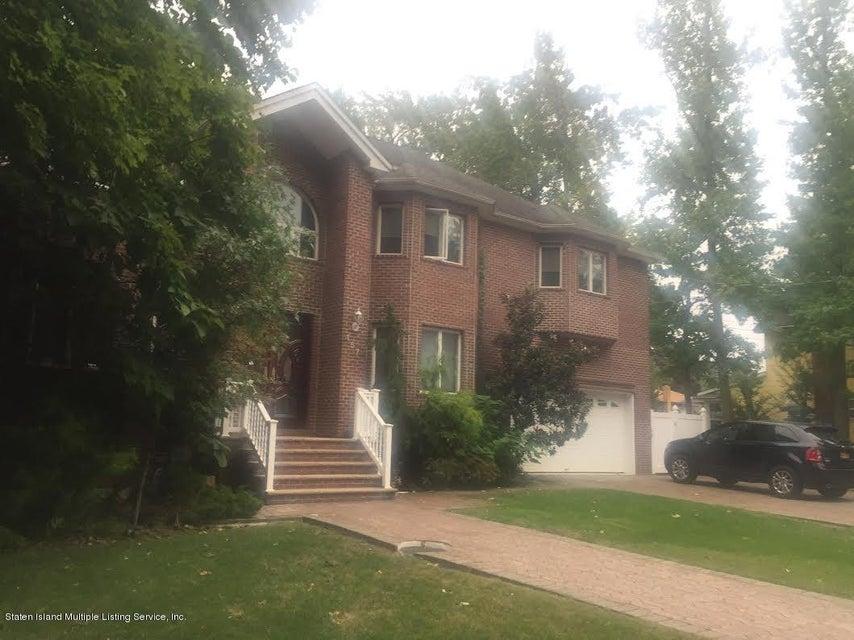 Two Family - Detached 157 Halpin Avenue  Staten Island, NY 10312, MLS-1106151-2