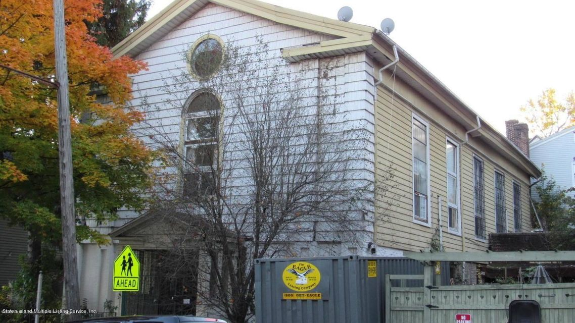 Commercial for Sale at 190 Cebra Avenue Staten Island, New York 10304 United States
