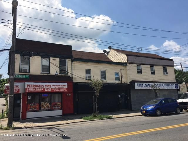 Commercial for Sale at 2960-2970 Richmond Terrace Staten Island, New York 10303 United States