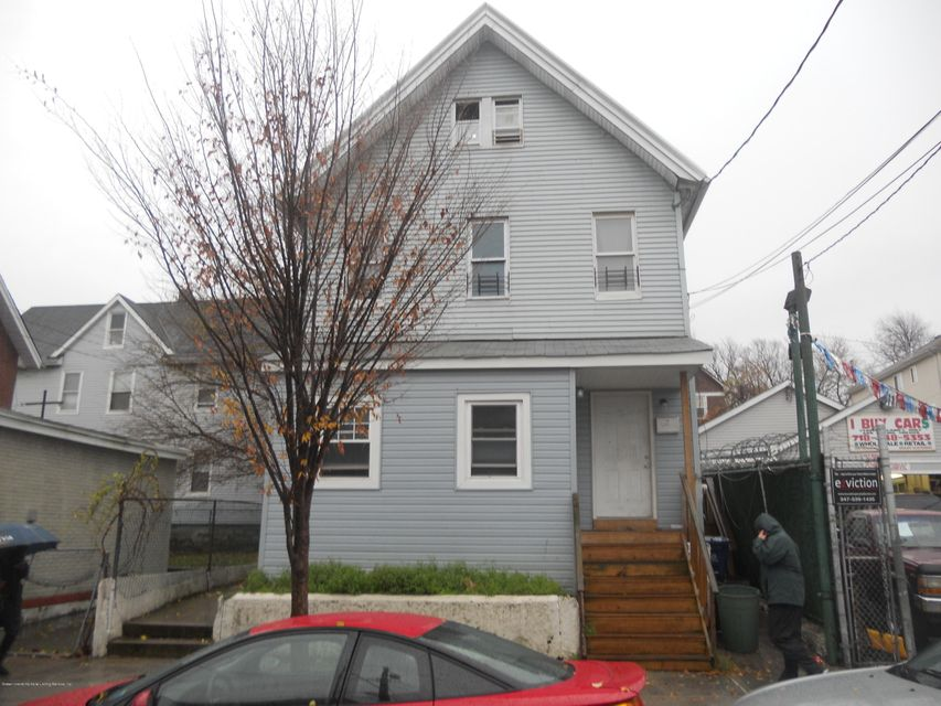 Single Family Home for Sale at 688 Henderson Avenue Staten Island, New York 10310 United States