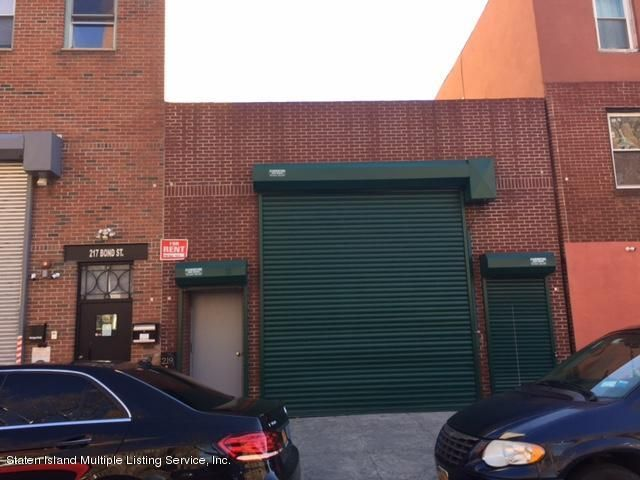 Manufacturing in Boerum Hill - 219 Bond Street  Brooklyn, NY 11217