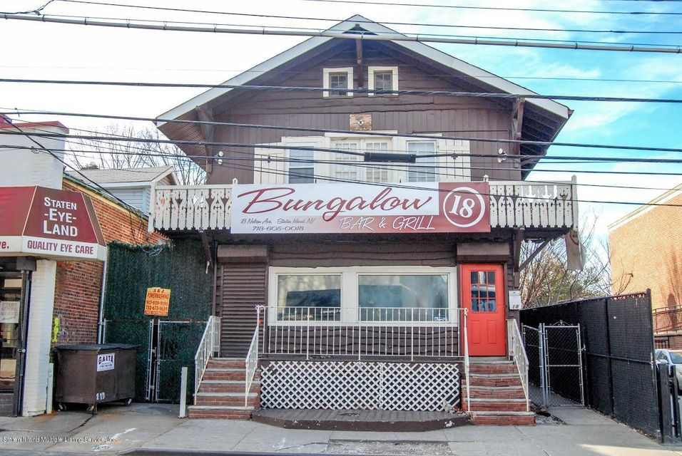 Commercial for Rent at 18 Nelson Avenue Staten Island, New York 10308 United States