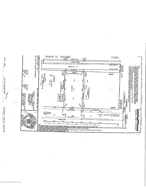 Land for Sale at 0 Alban Street Staten Island, New York 10310 United States