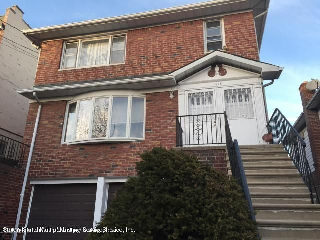 Two Family - Detached in Dyker Heights - 1165 84th Street  Brooklyn, NY 11228