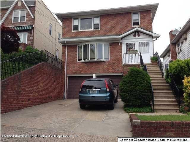 Two Family - Detached 1165 84th Street  Brooklyn, NY 11228, MLS-1107994-2