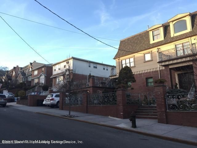 Two Family - Detached 1165 84th Street  Brooklyn, NY 11228, MLS-1107994-12