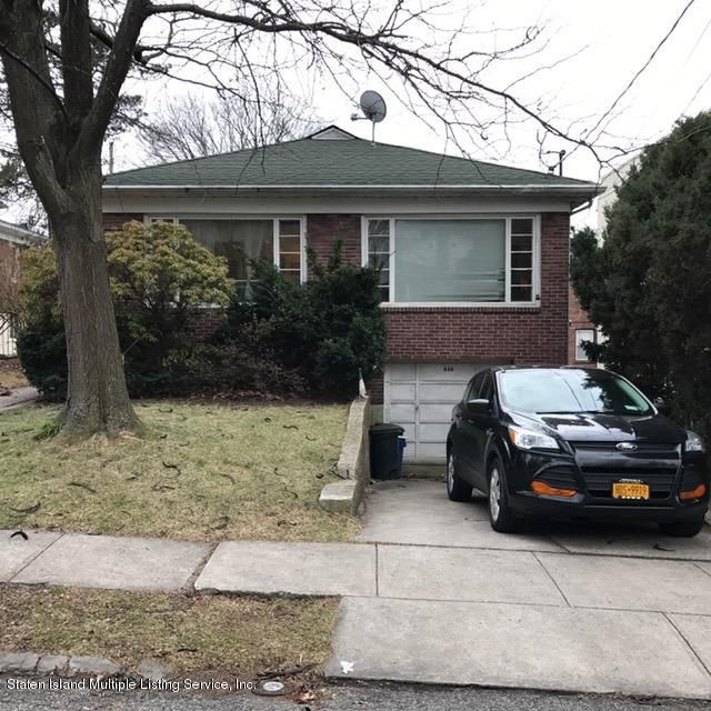 Single Family - Detached in Sunset Hill - 636 Metropolitan Avenue  Staten Island, NY 10301