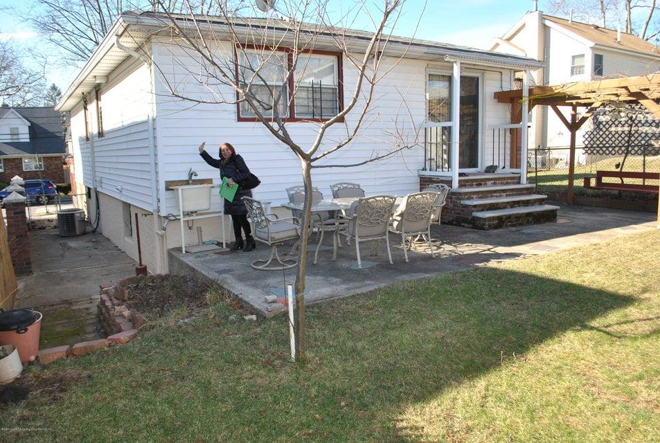 Single Family - Detached 191 Mallory Avenue  Staten Island, NY 10305, MLS-1108178-41