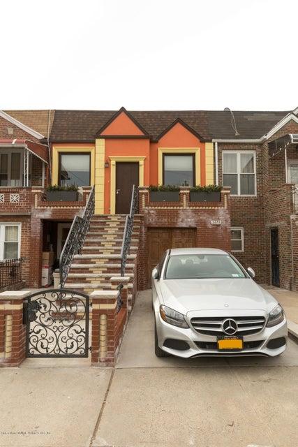 Two Family - Attached in Sheepshead Bay - 2670 Hubbard Street  Brooklyn, NY 11235