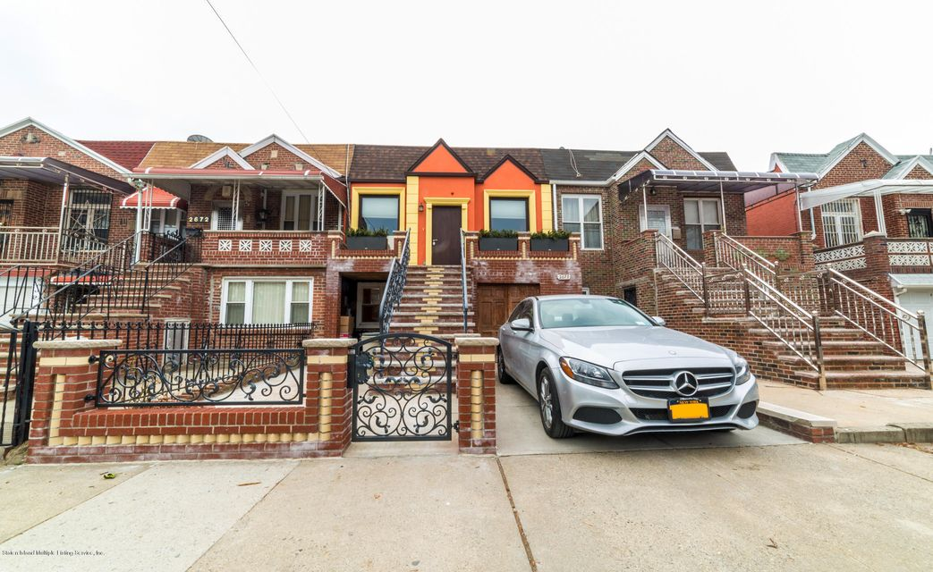 Two Family - Attached 2670 Hubbard Street  Brooklyn, NY 11235, MLS-1108294-24