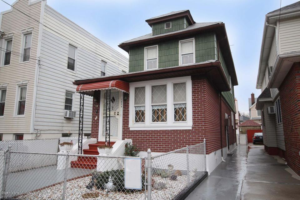 Two Family - Detached in Gravesend - 1824 3rd Street  Brooklyn, NY 11223